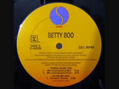 Betty Boo - Thing Goin On