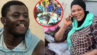 1er Jour de Safar chez Balla Gaye 2, sa femme Boury Bathily et Ameth Aidaira se retrouvent au...
