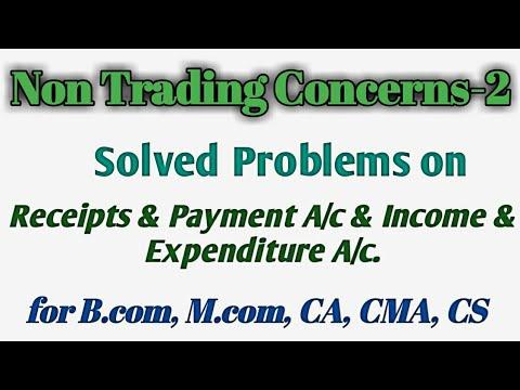 Non Trading Concerns(NTC) - 2