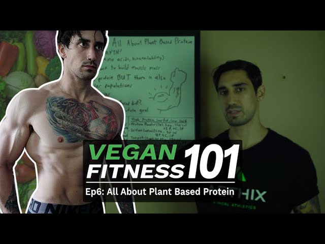 VEGAN FITNESS 101 - Ep 6 - All About Plant Based Protein