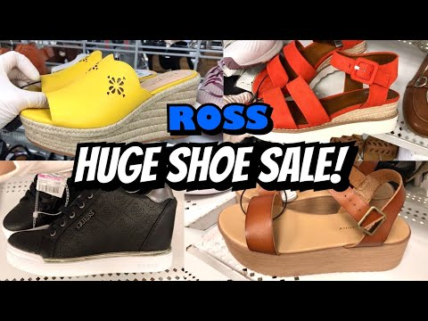 ROSS Dress For Less SHOP WITH ME Huge