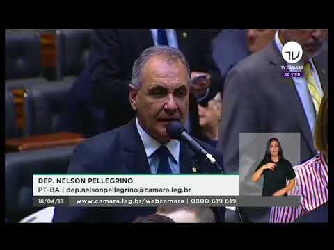 Dep. Nelson Pellegrino registra homenagem ao economista Paul Singer e destaca frente parlamentar