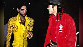 That time Michael Jackson went to see Prince in Vegas