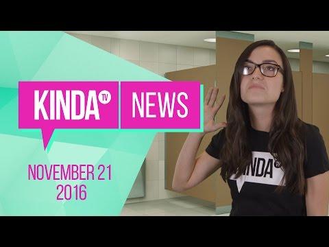 KindaTV News | November 21 | KindaTV ft. Natasha Negovanlis from YouTube · Duration:  4 minutes 3 seconds