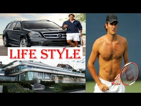Roger Federer Biography | Family | Childhood | House | Net worth | Car collection | Life style 2018