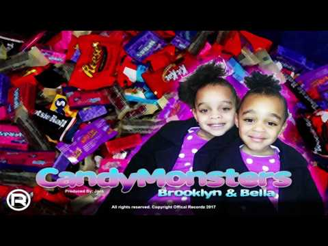 Candy Monsters  Brooklyn & Bella