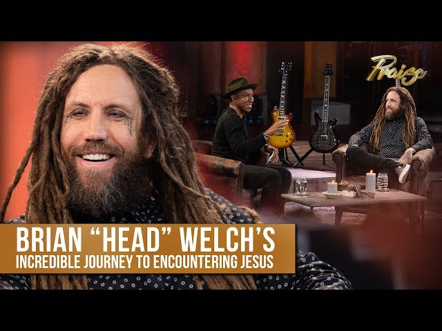 "Brian ""Head"" Welch: From Metal and Meth to God's Miraculous Redemption 