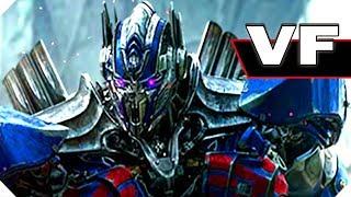 TRANSFORMERS 5 : Les 6 NOUVELLES Vidéos VF du Film (2017) The Last Knight, Action