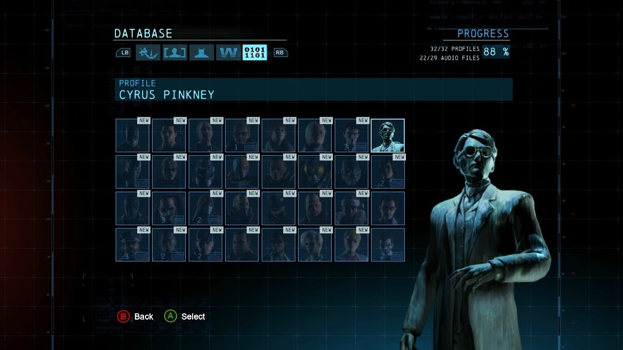 Batman: Arkham Origins - Cyrus Pinkney Character Profile ...