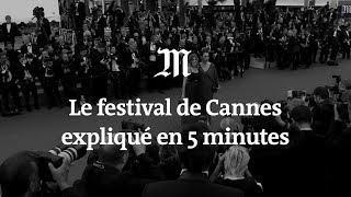 Tout savoir sur le festival de Cannes en 5 minutes