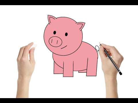 851MB Free How To Draw A Pig By Steps Mp3  Leukasoft MP3