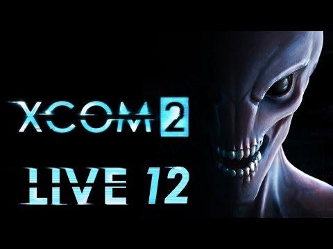 (ITA) XCOM2 LIVE 12 (Legendary Difficulty) Ridendo e Sterminando...