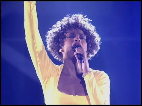 I Wanna Dance With Somebody - Whitney Houston - Live Welcome Home Heroes 1991 Remastered in HD