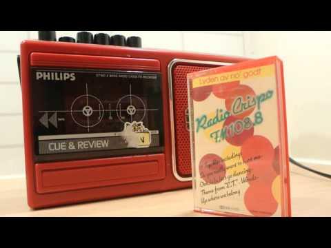 Radio Crispo FM 108.8 The Message, Norges første raputgivelse