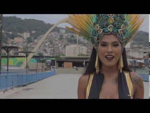 Pocahontas para ACR Fashion - Carnaval 2017