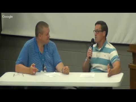 Technical Communication Conversation - Mike Hricik & Scott Schmucker