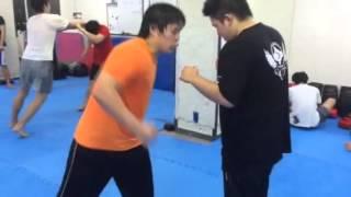 kyokushin ASIA CHAMPION Koinosuke ishizaki.