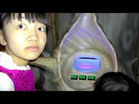 ★「ひめちゃんとパパが本物のゾンビに~!」in ナンジャタウン★Namjatown attractions★