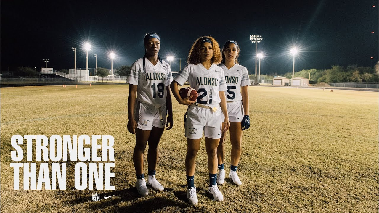 Lose Count | Stronger Than One | Nike