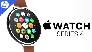 Apple Watch Series 4 Rumored Redesign