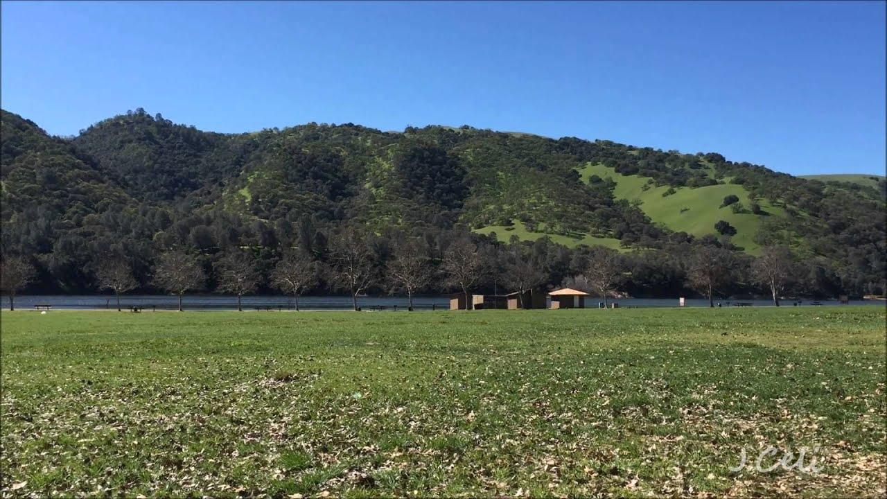 Lake Del Valle Regional Park Tour - YouTube