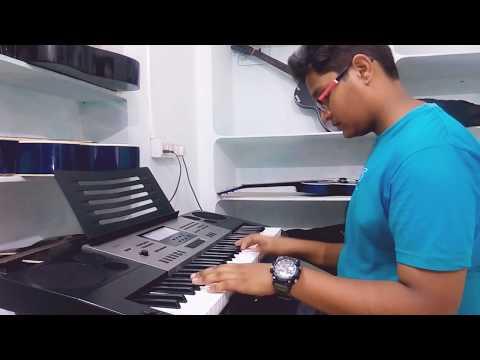 Seethakaalam – S/o Satyamurthy song keyboard instrumental by Anirudh