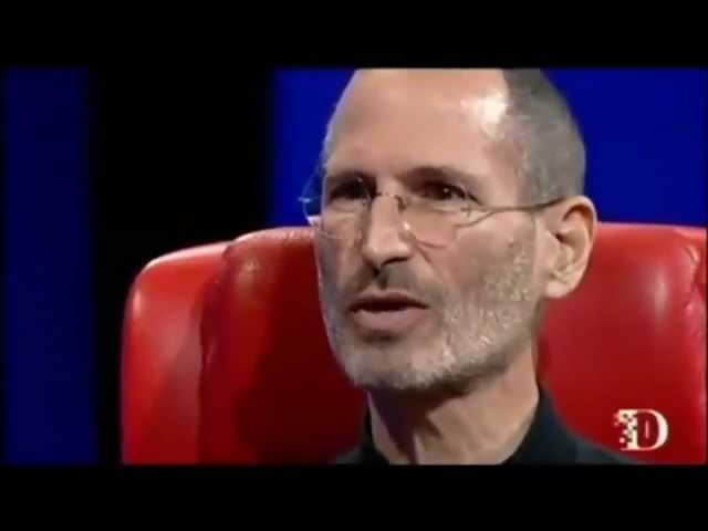 Steve Jobs Tribute - Thank you and RIP... (Video Footage)