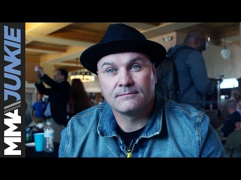 Bobby Gunn discusses love for bare-knuckle boxing