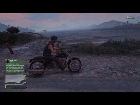 Gta5 moto vlog pt 3 + mc gang online