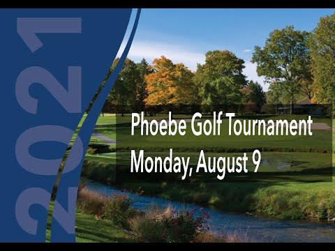 2021 Phoebe Golf Tournament - See You Monday! indir