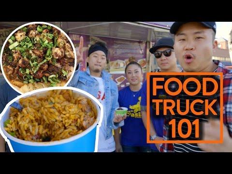 CAJUN FOOD WITH AN ASIAN TWIST! FOOD TRUCK 101 - Fung Bros Food