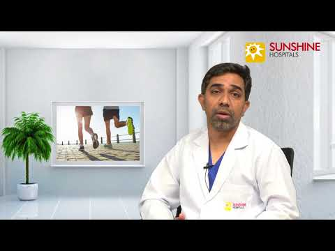Dr. Kamalakar Rao, Consultant Orthopaedic & Trauma Surgeon, talk about Foot and Ankle fractures