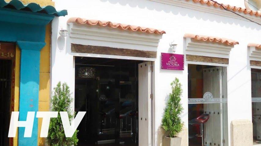 Hotel casa victoria en cartagena de indias youtube - Hotel casa victoria suites ...