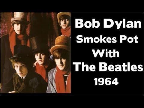 THE ONE MAN BEATLES -  Beatles Smoke Pot With Bob Dylan