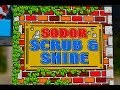 A Thomas The Tank Engine & Friends 60 Second Review - The SODOR SCRUB & SHINE