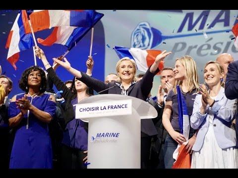 Discours de Marine Le Pen à Villepinte |1er mai 2017 |Marine 2017