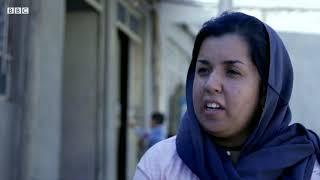 شاهد .. مأساة مريم ضحية تنظيم داعش الإرهابي