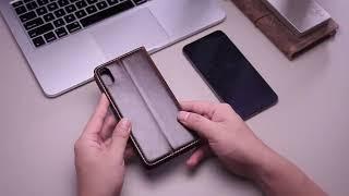 Wallet Case Xiaomi Redmi Note 3 3 Pro with Premium Leather