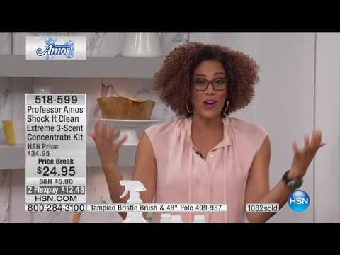 HSN | Home Solutions featuring Professor Amos 03.11.2017 - 08 AM