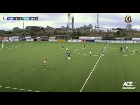 Cove Rangers Forfar Goals And Highlights
