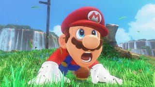 Super Mario Odyssey - Cap Kingdom - Part 1