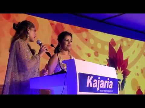 Colors of India - Kajaria Channel Partner Meet, Pattaya 2017