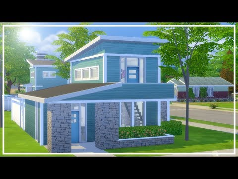 10 MINUTE BUILD CHALLENGE // The Sims 4: Speed Build