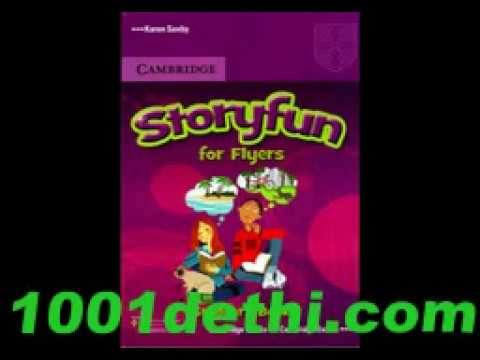 storyfun for flyers listening youtube