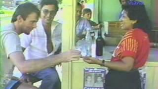 Barraca da Tereza - 29-10-1988 - Remanso Bahia