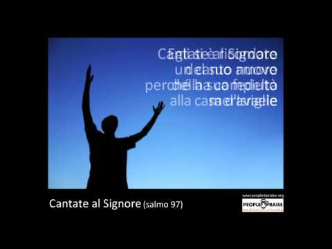 People In Praise  - Cantate al Signore (Meditation&Worship)