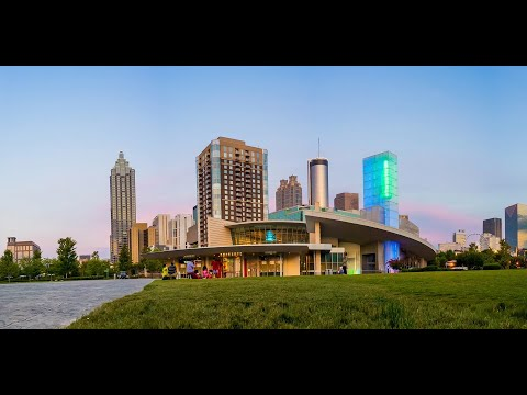 Atlanta, GA - Virtual Reality Tour (360 Video)