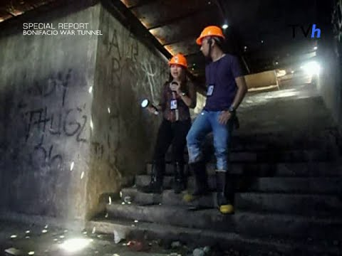 BONIFACIO WAR TUNNEL | TVh Special Report