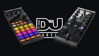 TRAKTOR KONTROL F1 X KONTROL Z1 / DJ Mag Panels