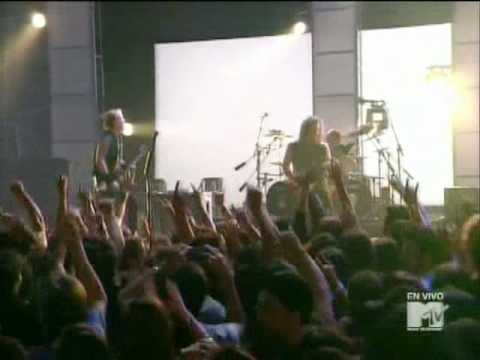 Metallica The Day That Never Comes (LosPremiosMTV08)